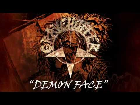 Gravehuffer - Demon Face