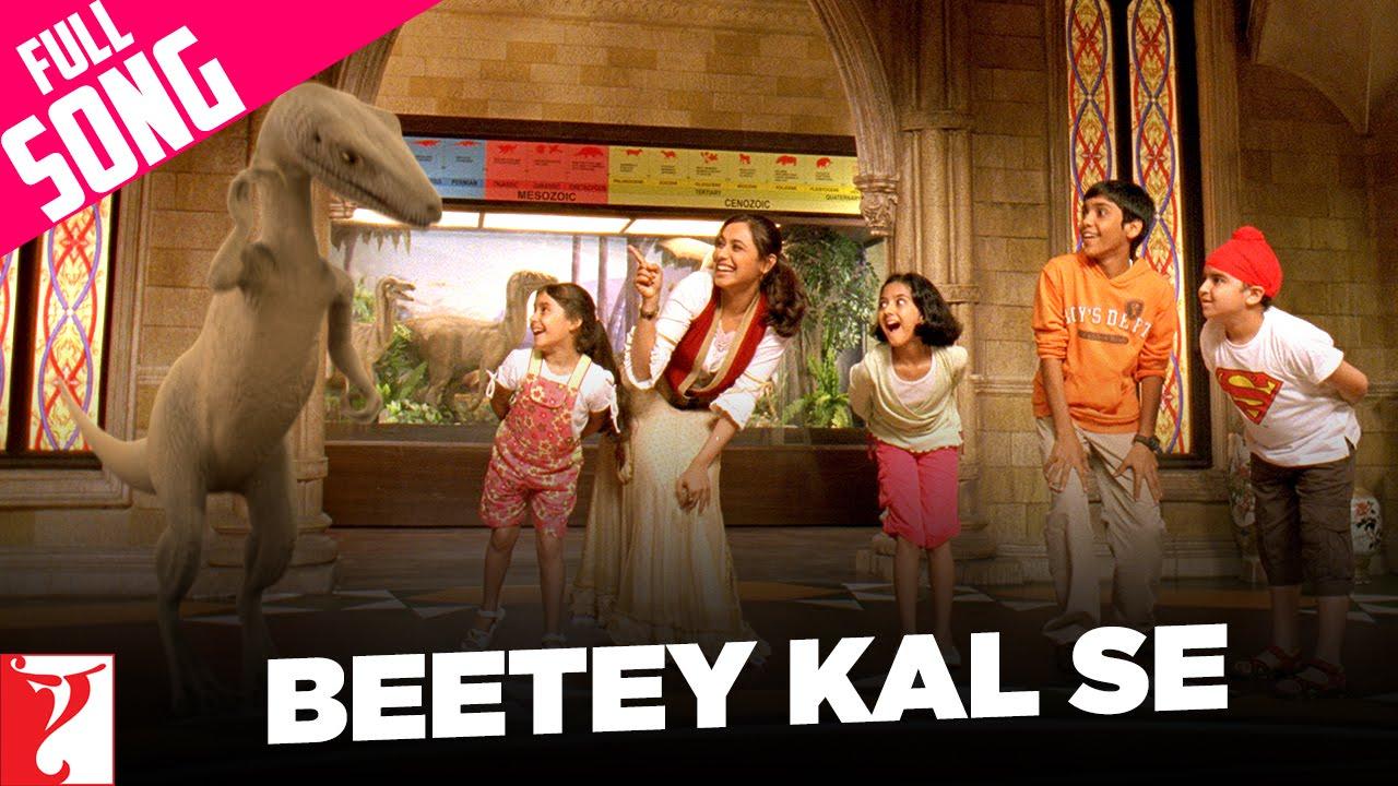 Download Beetey Kal Se - Full Song   Thoda Pyaar Thoda Magic   Saif Ali Khan   Rani Mukerji   Kids Song