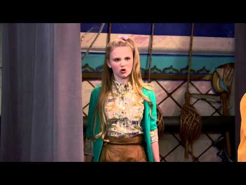 Creepie Connie's Curtain Call - Behind The Scenes - JESSIE - Disney Channel Official