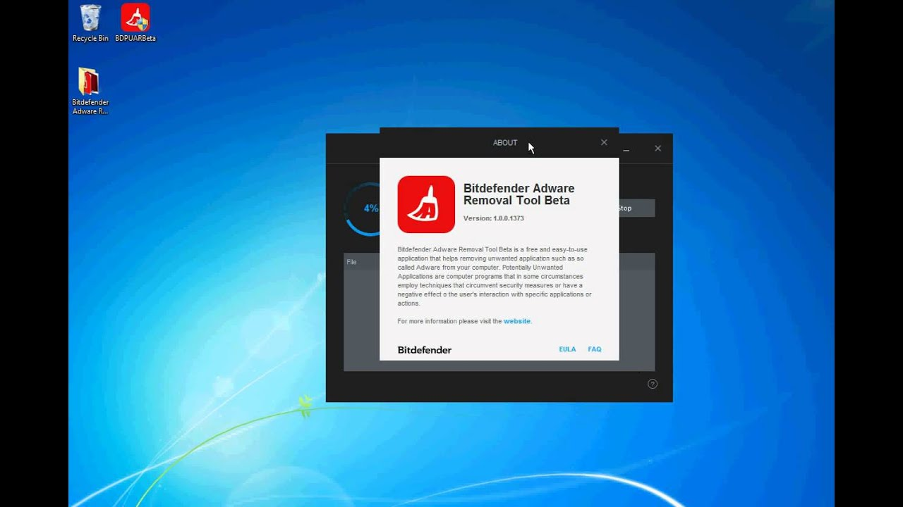 Bitdefender Adware Removal Tool for PC Download