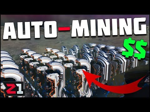Making Money By Auto Mining ! No Mans Sky Beyond Update Ep 6 | Z1 Gaming