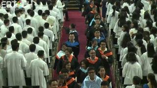 3rd Completion Ceremonies - UST Junior High School
