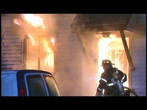 Lothrop St Saugus 2 alarm fire