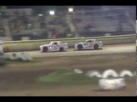 I-30 Speedway Super Stock Feature - May 16, 2015