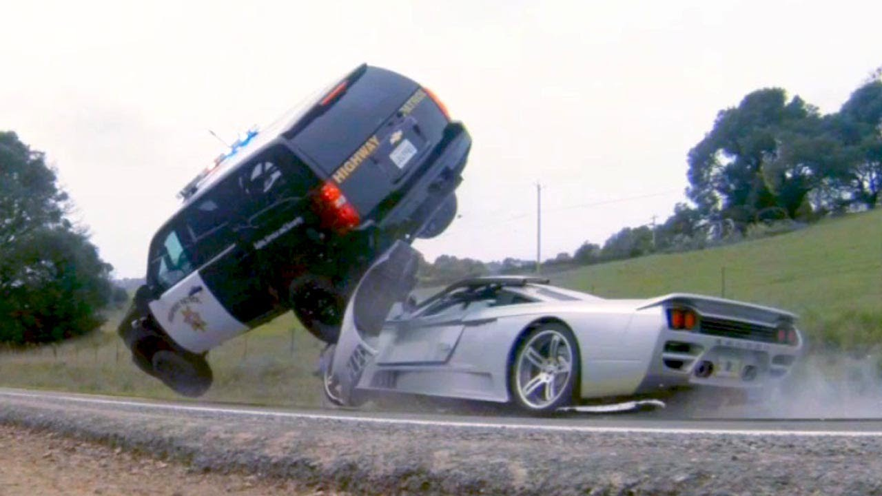 "Car Stunts: ""Real Stunts, No CGI"" NEED FOR SPEED Movie Featurette"