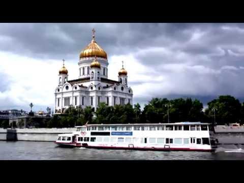 Moscow part 1 Timelapse/Hyperlapse