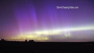 6/8/2014 Saint Cloud, MN Aurora Borealis - Northern Lights