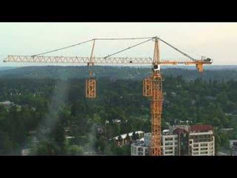 Crane Building Itself