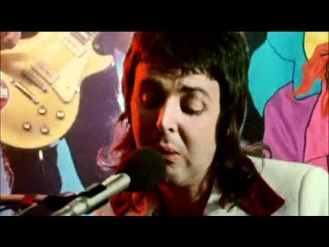 Paul McCartney & Wings - My Love [High Quality]