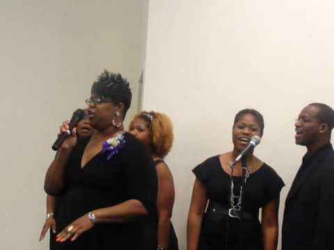 Terri Jackson-Miller Singing
