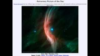 2015年 7月5日 「暴走星:へびつかい座ゼータ星」-Astronomy Picture of the Day