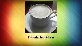 Abbeys White Chocolate Latte