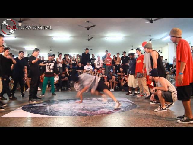 Superstar bboys vs Floor Riders - Chelles Battle Pro   Cultura Digital Produções  
