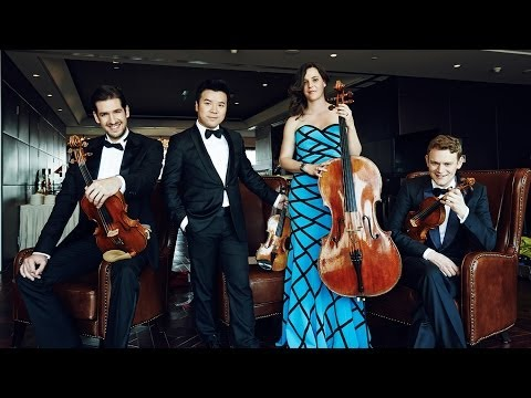Mozart, String Quartet No.23, KV 590 'Prussian No.3' - II. Andante