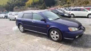 Видео-тест автомобиля Honda Avancier (TA4-1100100 2002г)