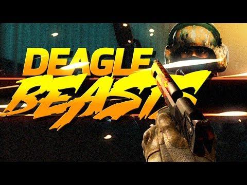 CS:GO - Deagle BEASTS!