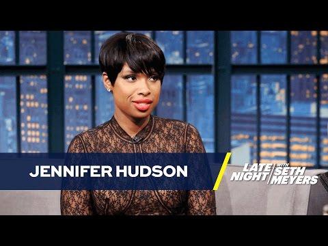 Jennifer Hudson Doesn't Do Vocal Warm-Ups