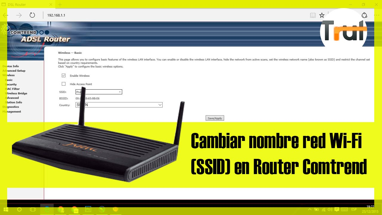 how to find rogers router ssid