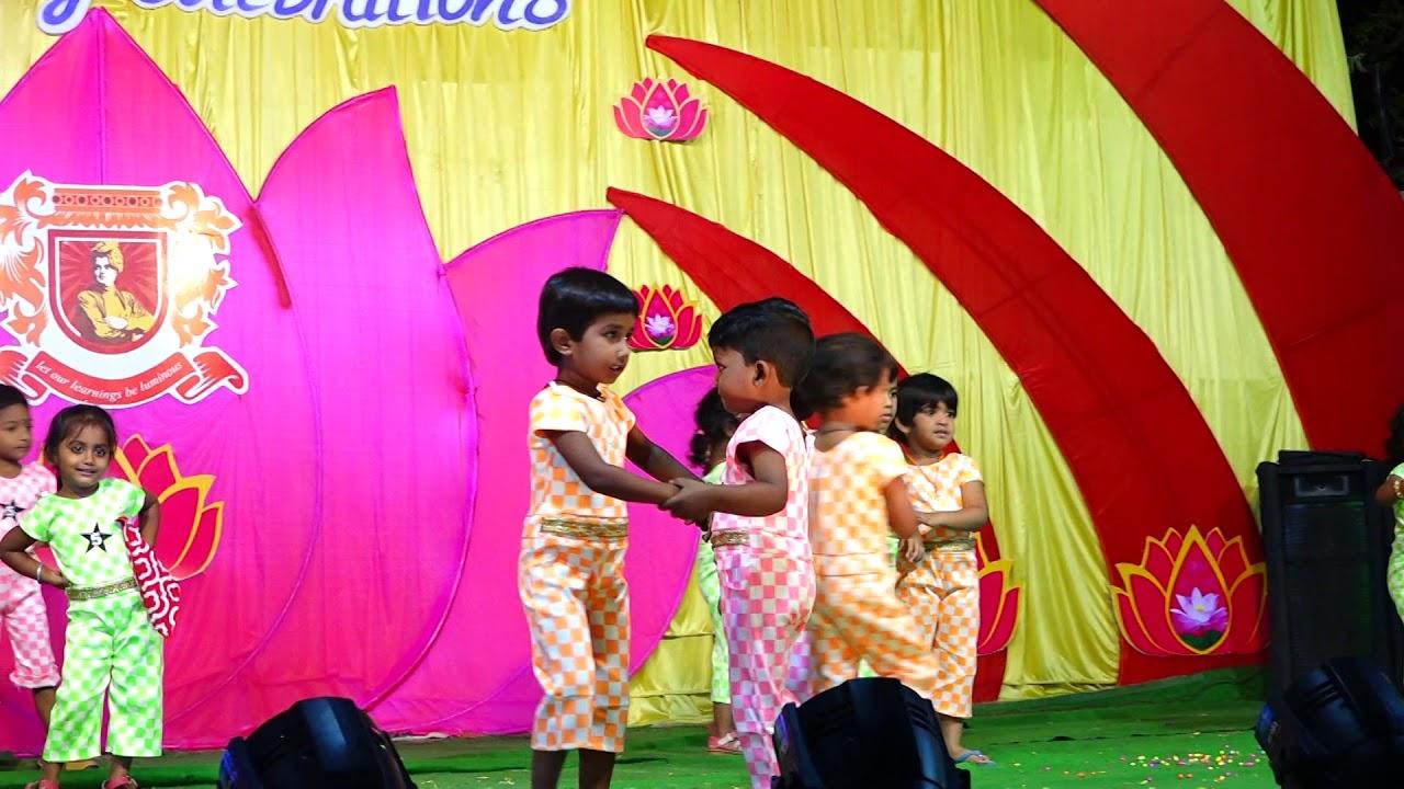 BABY SHARK SONG BY NURSERY from Vivekananda's Next Gen ...
