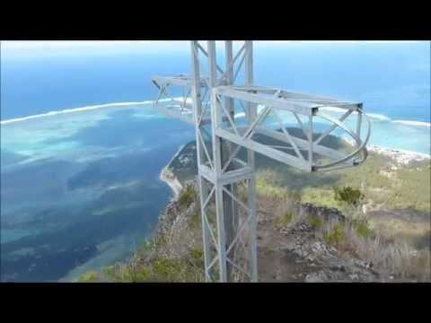 Peak View: Le Brabant (555m), Le Morne, Mauritius