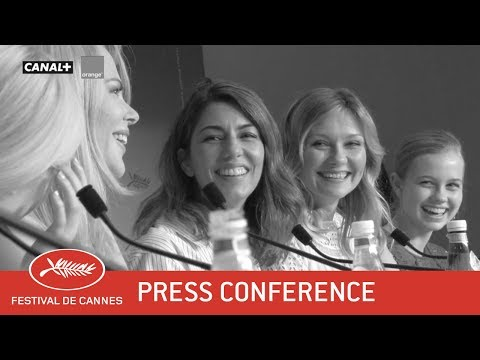 THE BEGUILD - Press Conference - EV - Cannes 2017
