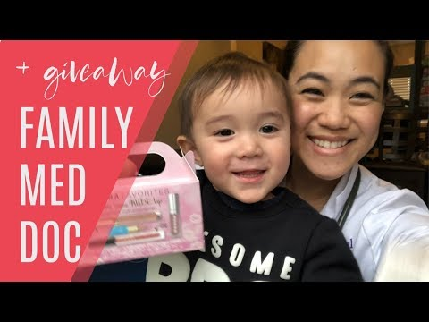 Why You Should Choose Family Medicine | GIVEAWAY!