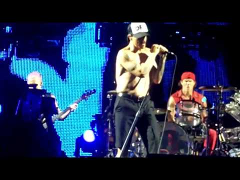 Strip My Mind - RHCP, Live in Athens GR 4th September 2012