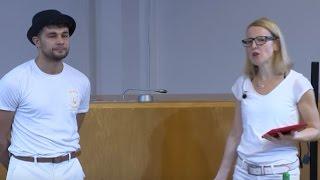 Renegotiating Body Politics via Capoeira | Ponciano Almeida & Dr Beatrice Allegranti | TEDxDorking