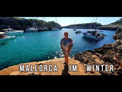 Mallorca Holidays in Winter |  gopro hero 4