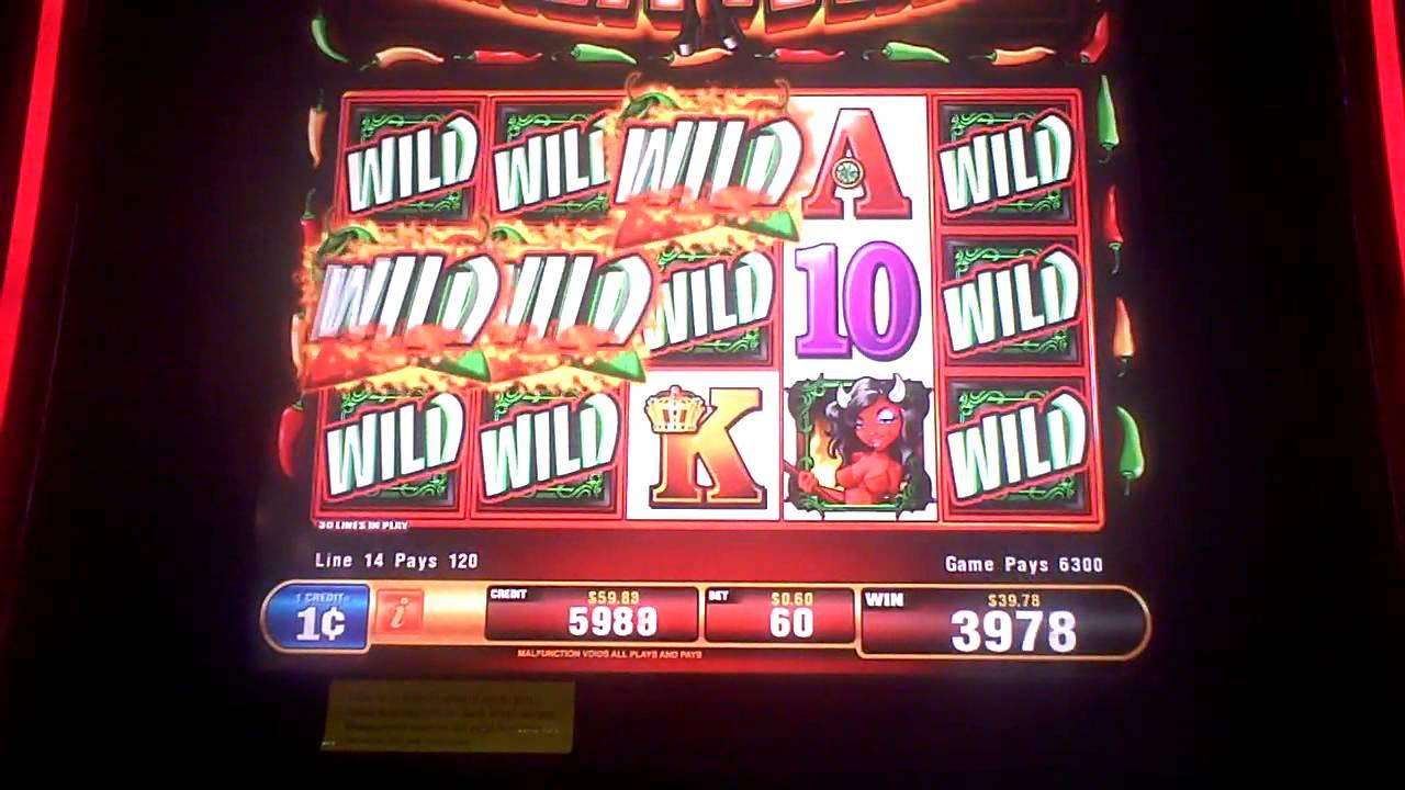 Hot Habanero Slot Machine