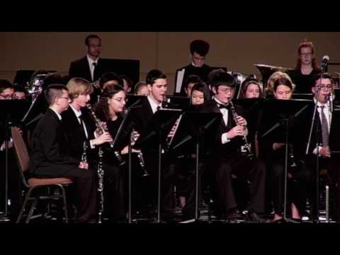 Connecticut CMEA All-State Concert Band 2017