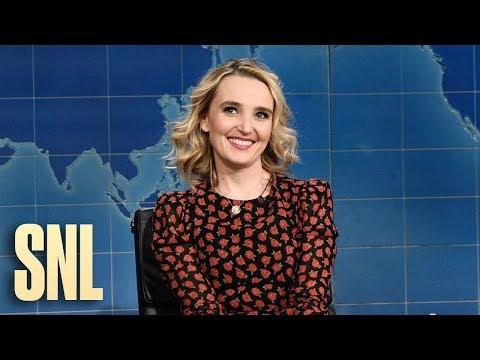 Weekend Update: Chloe Fineman on The 2020 Oscars - SNL