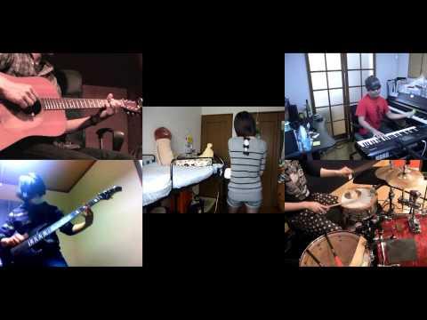 [HD]Shinsekai yori ED [Wareta Ringo ] Band cover