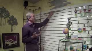 Setting Up A Kio Storage 2-foot Shelving Kit In A Retail Store