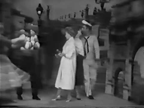 Jane Powell--Spring Is Here, 1957 Live TV, Art Buchwald, Tyrone Power