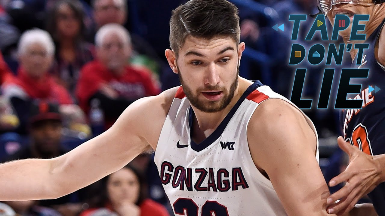 Breaking Down the Game of Gonzaga's Killian Tillie | Stadium