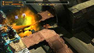 Classic Game Room - DEFENSE GRID: THE AWAKENING for OnLive review