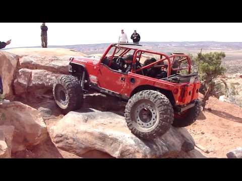 Co4Lo on Rock Chucker Obstacle, Metal Masher Trail, Rock Krawler Run, EJS 2012