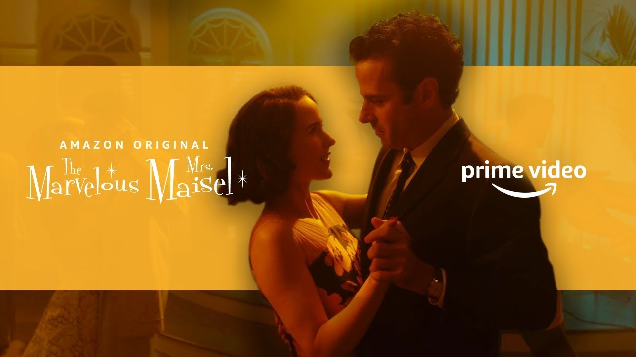 Download The Marvelous Chemistry of Midge & Lenny   Prime Video