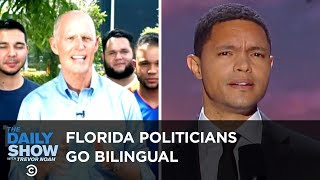 Florida Politicians Go Bilingual