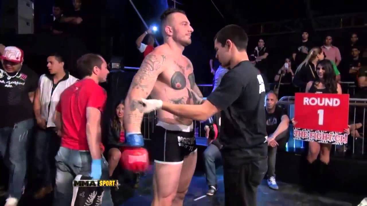 mma sportla roca braganzaarg vs carlos el escorpion youtube