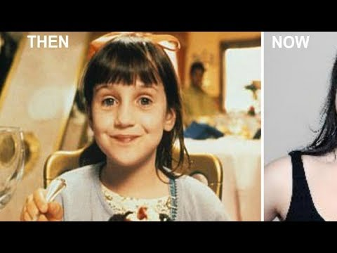 The Girl Who Starred In Matilda Looks DRAMATICALLY Different Today