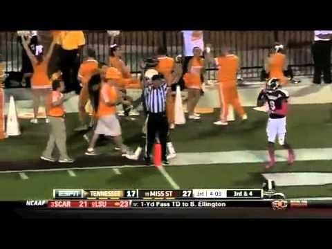 Cordarrelle Patterson 2012 Season Highlights (Games 1-12)