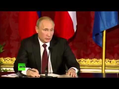 Russlands Präsident Putin: Washington will Gaslieferungen nach Europa verhindern