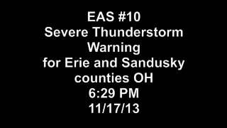 EAS Tornado Outbreak 11/17/13 (40 Subscriber Special)