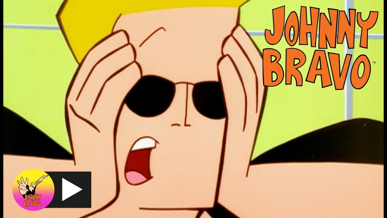 Johnny Bravo Television Trouble Cartoon Network Youtube