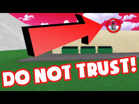 DO NOT TRUST THE GHOST | Roblox (Prison Life)