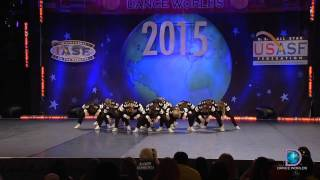 Dancer's Edge DE.3 Dance Worlds Trip 2015