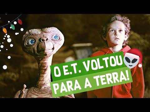 Filme E.T.: O Extraterrestre Ganhou Uma Continuação Emocionante! L Natal L VIX