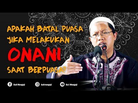 Video Singkat: Apakah Batal Puasa Jika Melakukan Onani Saat Berpuasa? - Ustadz Mahful Safaruddin, Lc thumbnail